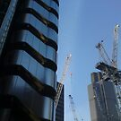 City of London Under Construction by Chris Millar