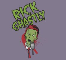Rick Ghastly  by BUB THE ZOMBIE
