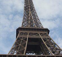 Eiffel Tower by Norma Jean Lipert