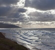 Storm Light Inverness Beach NS by EvaMcDermott