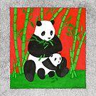 Panda Nap by Judy Newcomb