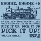 I Grew Up On Hip-Hop: Engine, Engine No. 9 by keepitclassic
