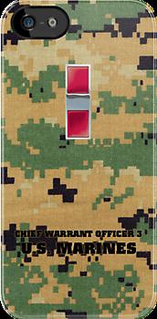 USMC W3 CWO3 Woodland by Sinubis