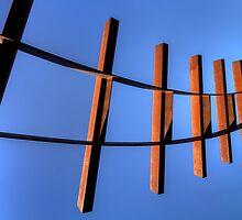 Iron and Sky by Bob Larson
