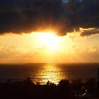 Cyprus Sunset 2 by clydeypops