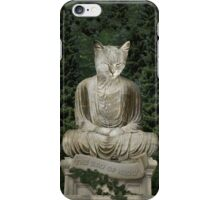 The Dao of Meow iPhone Case/Skin