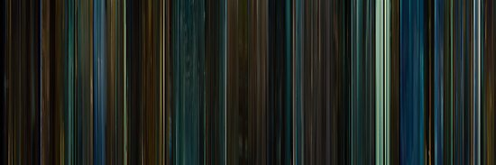 Moviebarcode: Attack the Block (2011) by moviebarcode