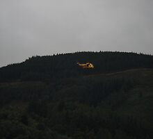 helicopter by kayleighmcardle