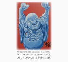Abundance Buddha by Tom Roderick
