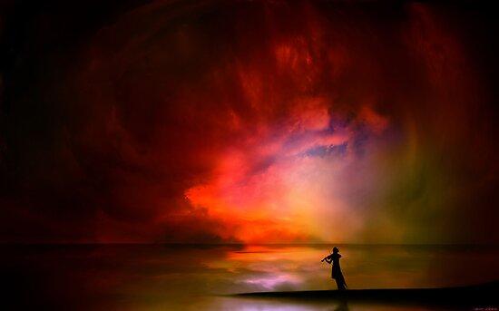 Ocean Violinist