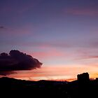 The Sky rules the cold City by NicolasAndrade