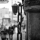 City shackles by Roman Naumoff