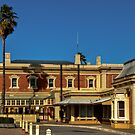 Junee Railway Station by GailD