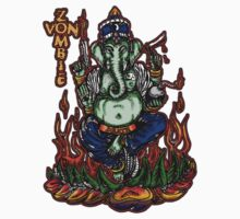 Ganesh (Sticker) by VON ZOMBIE ™©®