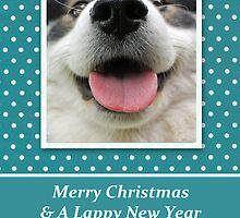Christmas Card No 7 by FLCV