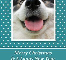 Christmas Card No 7 by FLCV