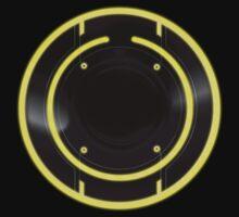 TRon Legacy - Clu's ID Disc by Ryan Wilton