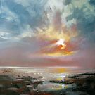 Hebridean Sky Study 4 by scottnaismith