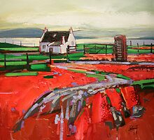 Skye Phonebox by scottnaismith