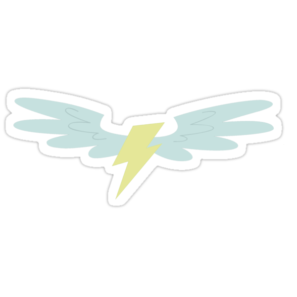 Wonderbolts logo by Stinkehund