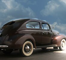 1940 Ford Deluxe (View Large) by deborah zaragoza