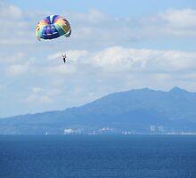 Parachute/paracaída in Puerto Vallarta, Mexico by PtoVallartaMex