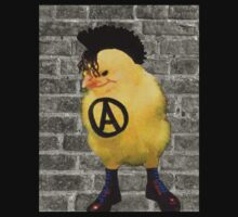 Anarcho-Chick by Bela-Manson