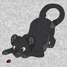 Little Black Leopard by etuix