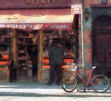 Wines and Spirits Greenwich Village by Susan Savad