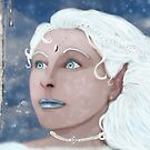 The Snow Queen by Rowan  Lewgalon