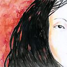 The Woman In Paintings and Drawings by Karen Clark