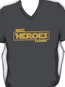'Big Damn Heroes' (Star Wars / Firefly) T-Shirt