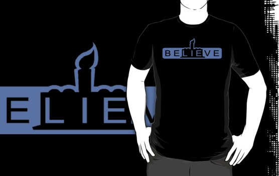 beLIEve blue by TrulyEpic