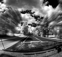 Going to warp speed. by BigAndRed