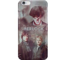 BBC Sherlock IPhone Case iPhone Case/Skin