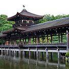 Heian Bridge by Skye Hohmann