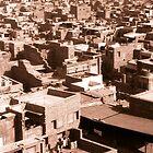 Jodhpur town by Giles Freeman