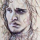 Jon Snow by Fay Helfer