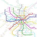Moscow Metro by Mary Grekos