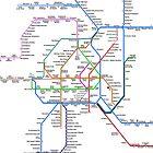 Vienna Metro by Mary Grekos