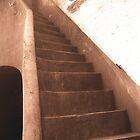 Steps, Jalar Mantar by Giles Freeman