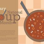 January - National Soup Month by KRPace