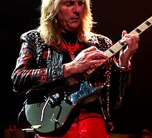 Glenn Tipton from Judas Priest 2011 by LeahsPhotos