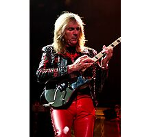 Glenn Tipton from Judas Priest 2011 Photographic Print