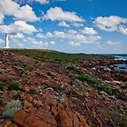 Cape Leeuwin Lighthouse by tbartoshyk