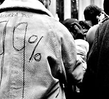 OWS Day of Action- 3 by ClaudineAvalos