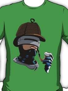 Robo Holmes (Full Color) T-Shirt