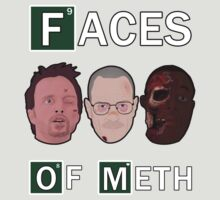 Breaking Bad - Faces Of Meth by lukeshirt