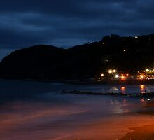 Levanto notte 1 by simia