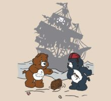 Pirates of the Carebears by pixhunter